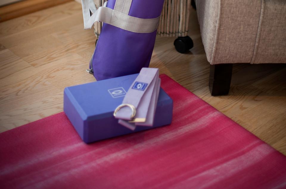 Tren yoga du også!