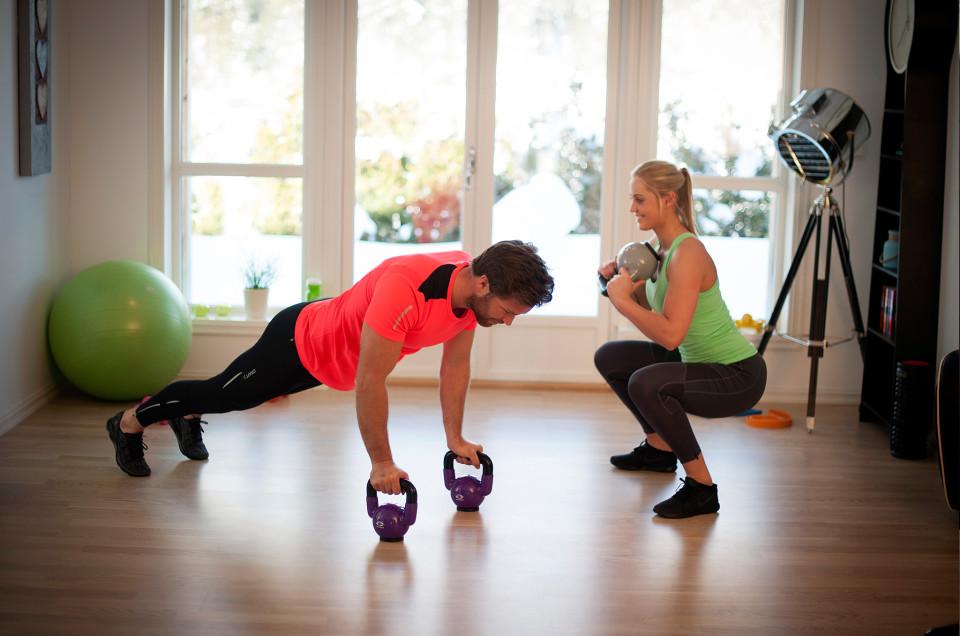 Trenger du nytt styrketreningsprogram?