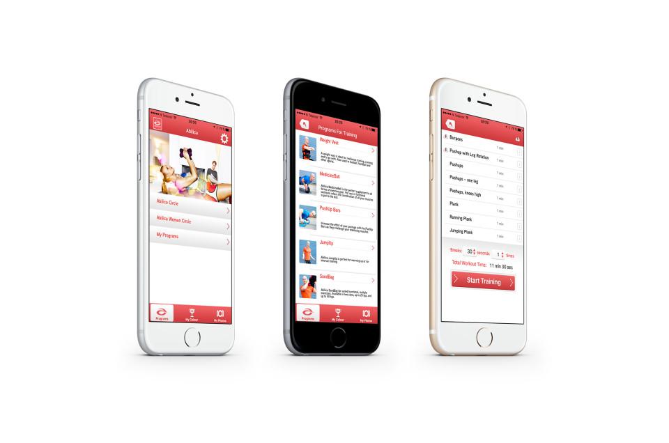 Gratis-app som gjør det morsomt å trene hjemme