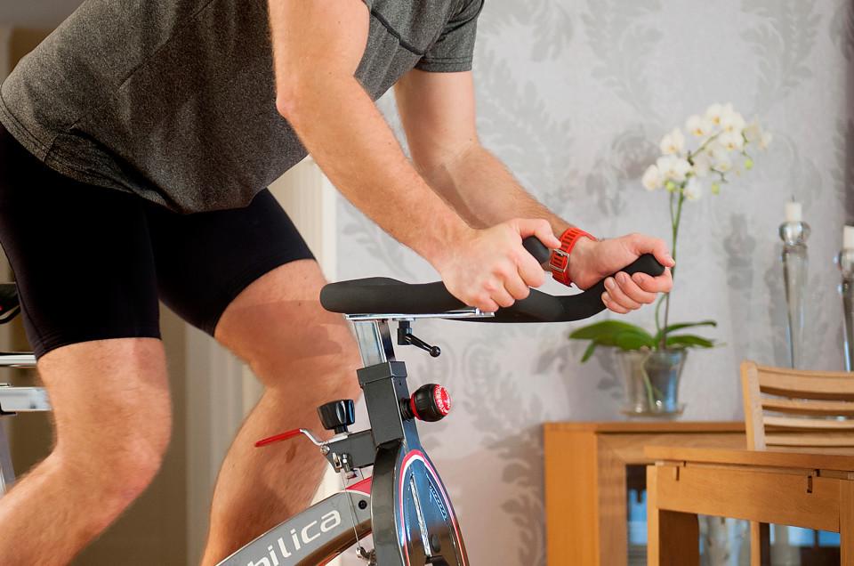 effektiv intervalltrening sykkel
