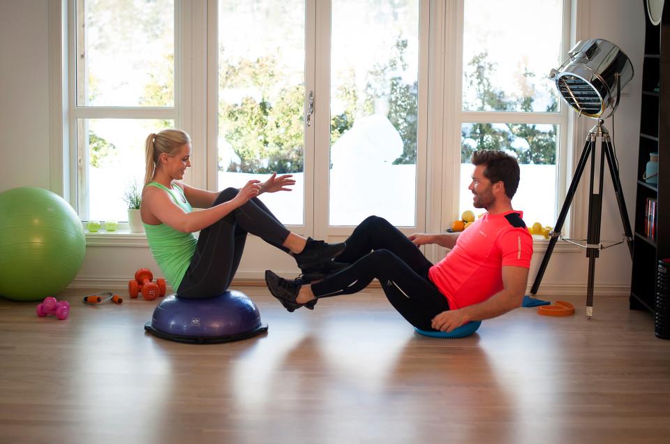 Funker det å trene styrke hjemme?