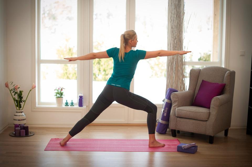 Yoga for kropp og sjel