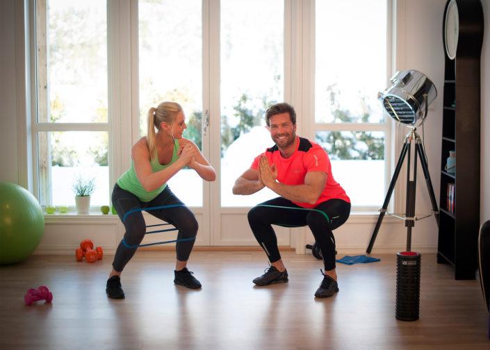 Sett sammen ditt eget styrketreningsprogram