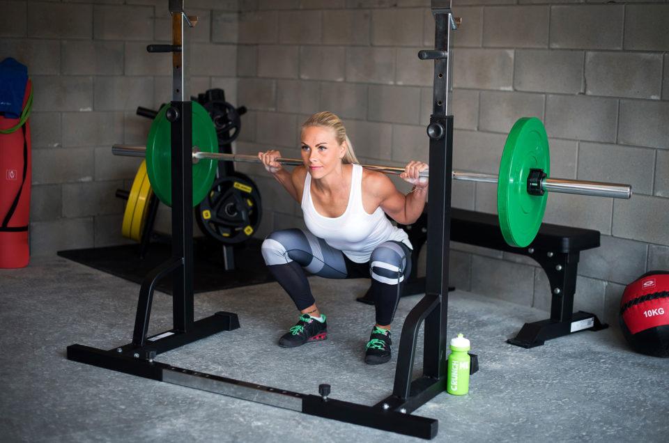 Lag ditt eget treningsrom hjemme
